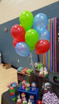 PJ Masks Theme Birthday Party Decoration 14  VenueMonk Blog