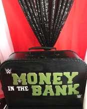 WWE Theme Birthday Party Decoration 8