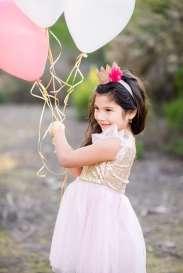 Unicorn Theme Birthday Party Birthday Girl 11