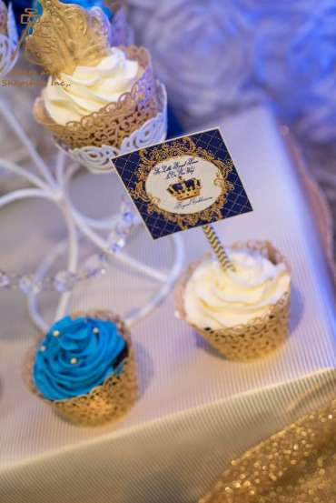 Royal Prince Theme Baby Shower Food 3
