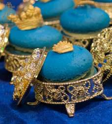 Royal Prince Theme Baby Shower Food 6