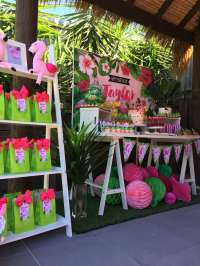 Tropical Theme Birthday Party Decoration 4  VenueMonk Blog