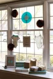 Vintage Theme Baby Shower Decoration 5
