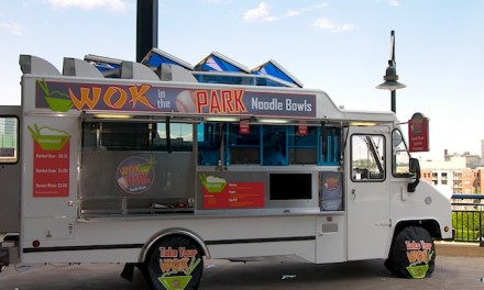 Aramark and Rockies Debut MLB's First Food Truck