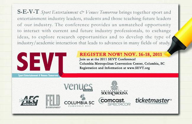 SEVT: Register Now!