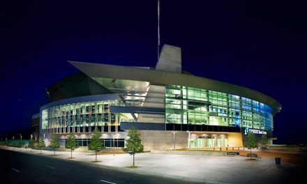 Intrust Bank Arena's Tornado Plan Put to the Test