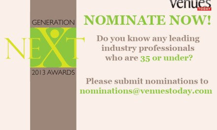 2013 Generation Next Nominations Call!