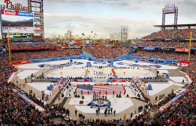 Outdoor Hockey To Increase in 2014