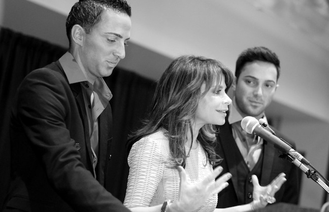 Paula Abdul and SMG Team Up For Ignite!