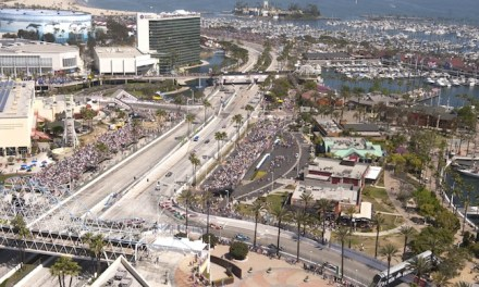 Keeping Pace at Grand Prix of Long Beach