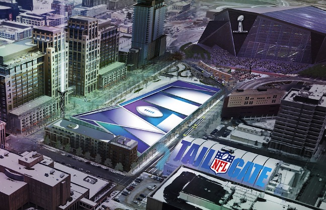 Minneapolis Wins Super Bowl Bid