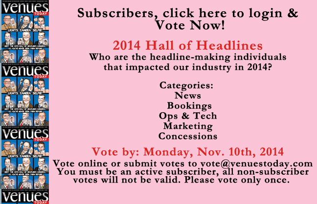 Vote for 2014 Hall of Headlines by Nov. 10th!