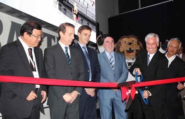 LA Interactive Opens at Staples Center