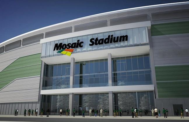 First Four Mosaic Stadium Sponsors Revealed