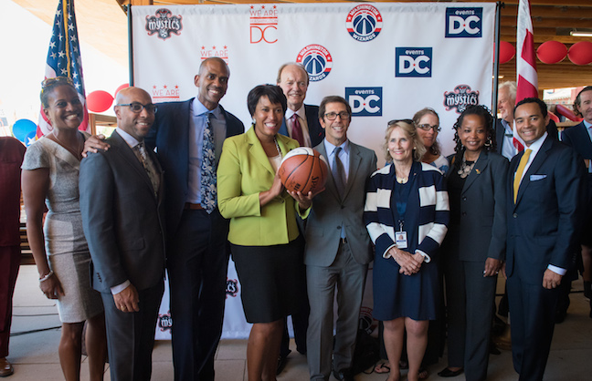 New D.C. Practice Facility Planned