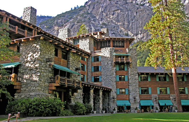 Aramark to Manage Yosemite's Hospitality Program