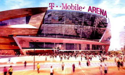 T-Mobile Arena is Introduced in Las Vegas