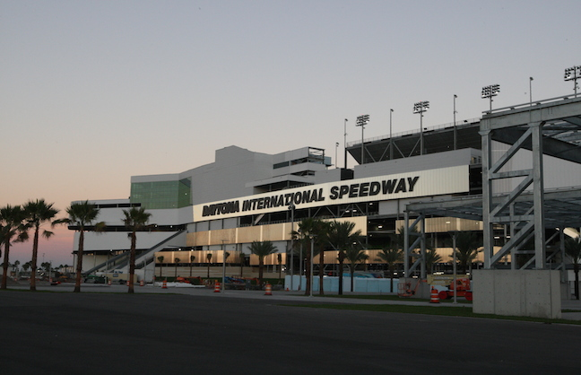 Daytona Introduces a New Breed of Track