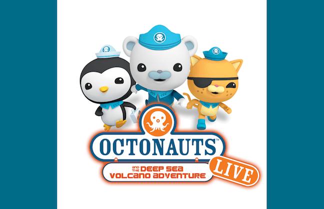 The Octonauts Arrive on U.S. Shores