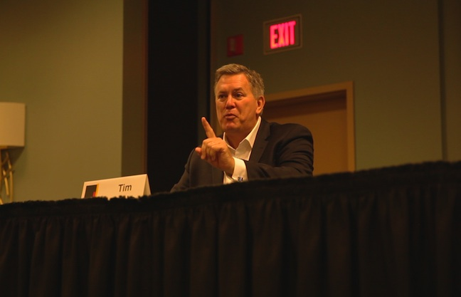 Leiweke Promises Change for Arena Economics