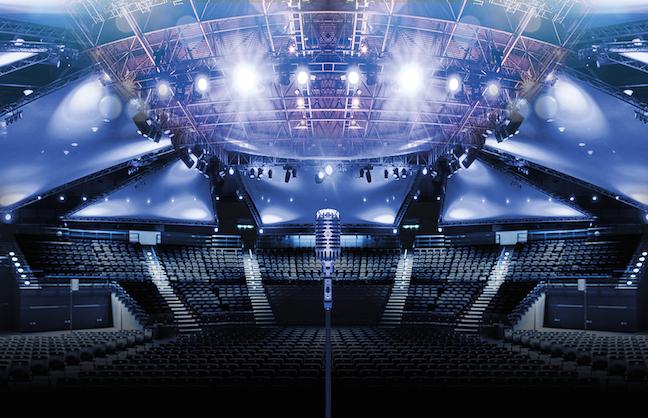 Barclaycard Arena Debuts Flexible B1 Space