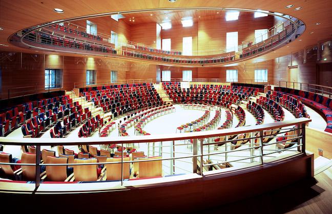 Pierre Boulez Hall Opens In Berlin