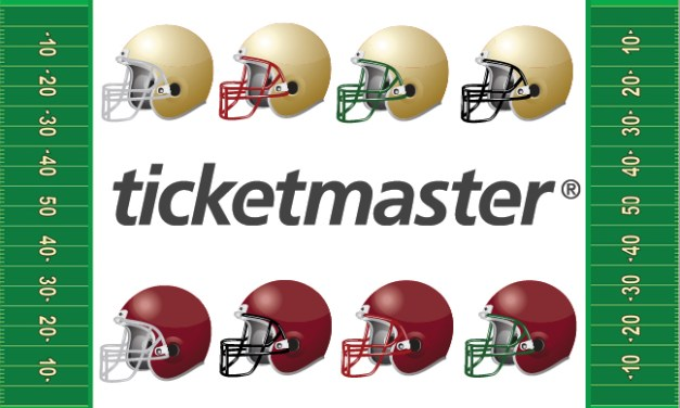 Ticketmaster Losing Its Grip on NFL?
