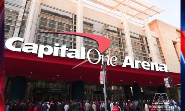 Verizon Center Now Capital One Arena