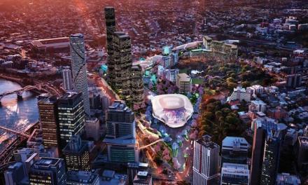Brisbane Live Linked with Underground Rail Line