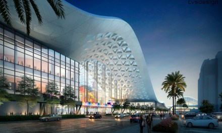 Las Vegas Convention Center Expanding