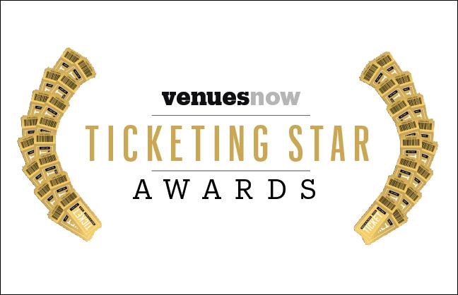 Vote for the 2019 VenuesNow Ticketing Star Awards by Nov. 25!