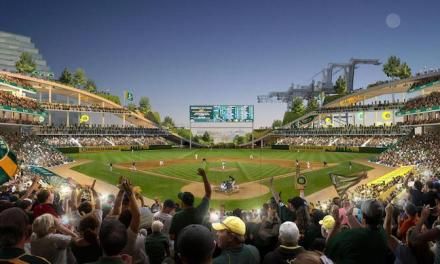 A's Redevelopment Double Play