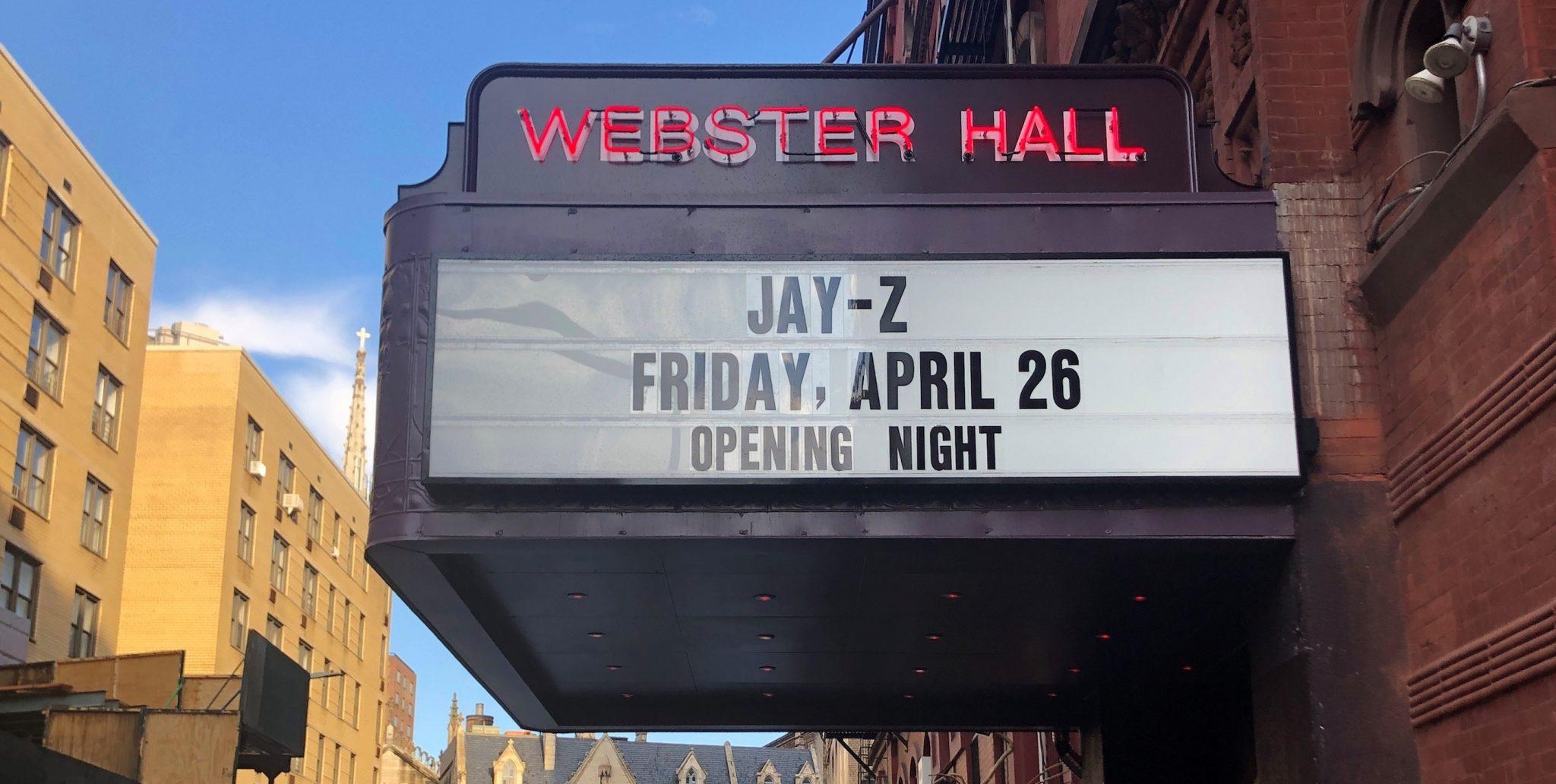 Webster Hall Reopens Its Doors