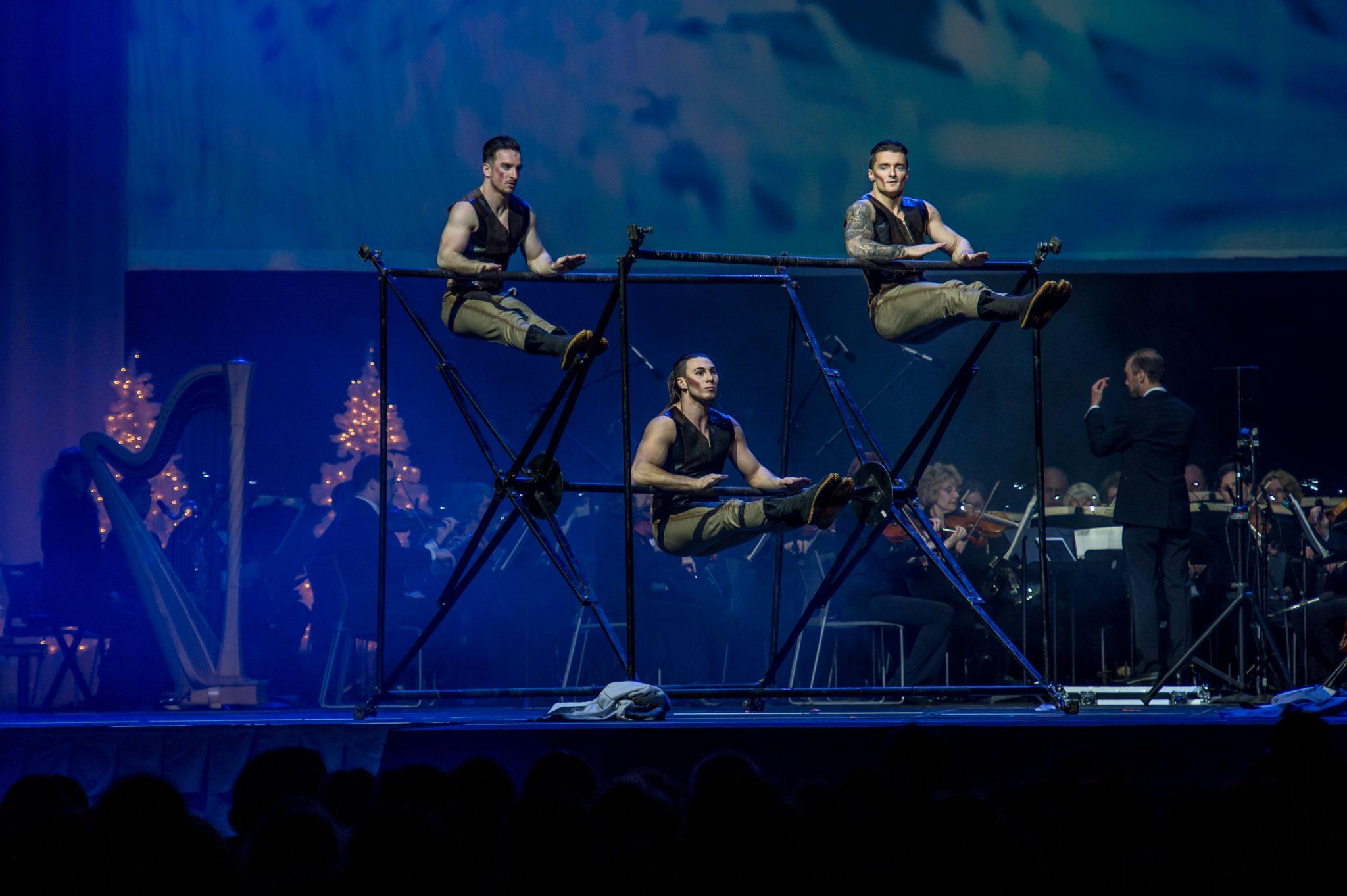 Cirque Musica's Holiday Show Returns