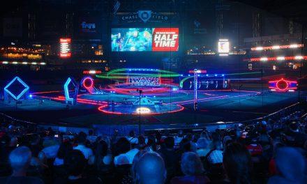 Drone Racing League Draws a Crowd