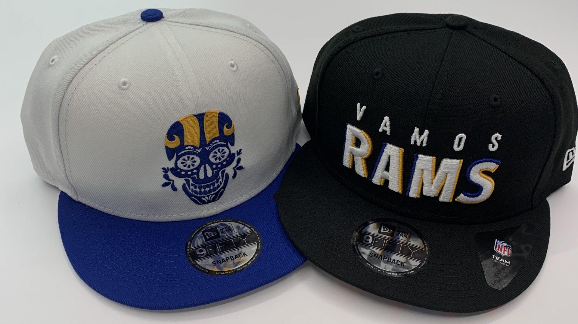 Vamos Rams Is a Go in LA