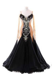 World Class Ballroom Competition Gown S124