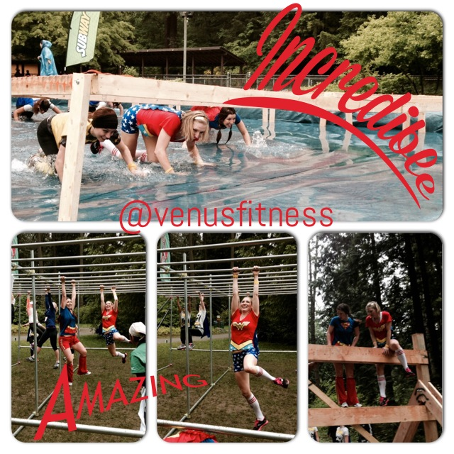 Women To Warrior 5km Obstacle adventure race
