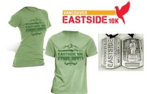 East side 10km