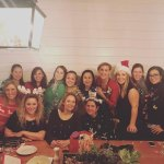 Merry Mammas Christmas! Thanks for the fun night ladies! stevestonmomsquadhellip