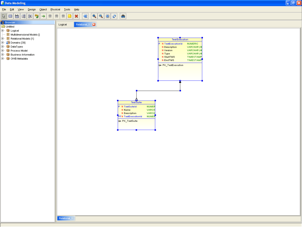 Finally a good tool for Data Modeling: Oracle SqlDeveloper Data Modeling (2/6)