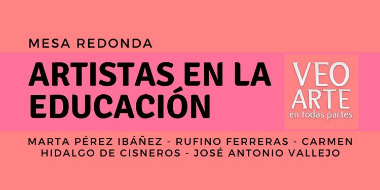 Mesa redonda en Art Madrid: Artistas en la Educación