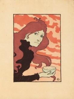 La Vitrioleuse, Eugene Grasset, 1893