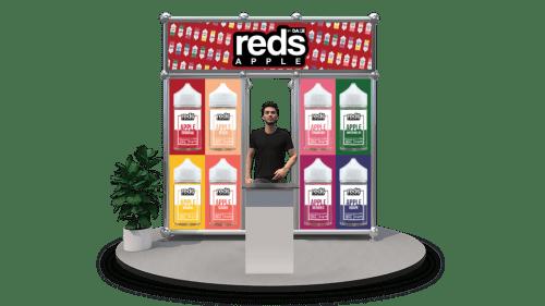 7 Daze MFG (Reds Apple )