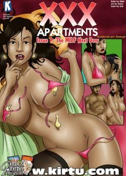 Comics Kirtu Apartamento Parte 7