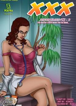 Comics Kirtu Apartamento Parte 9