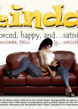 Linda 1 divorciada feliz y satisfecha Comics Porno 3D