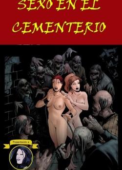 Sexo en el cementerio español