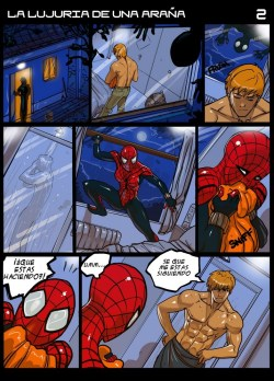 La lujuria de una araña