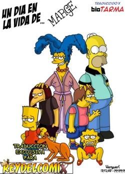 Un dia en la vida de Marge